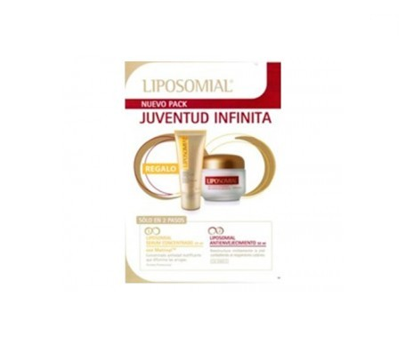Liposomial Pack Youth Infinite Anti-Aging Cream 50ml+ Concentrated Serum 20ml