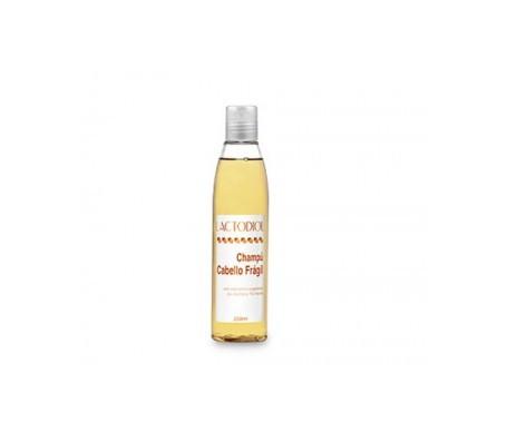 Shampoo al lattodiolo per capelli fragili 250ml