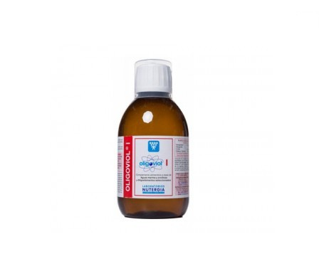 Nutergia oligoviol I 150ml