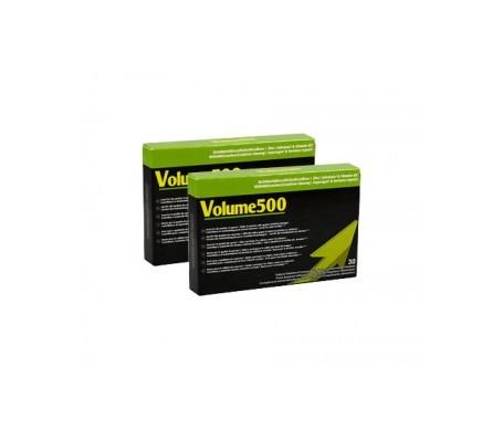 Volume500 pastillas 30comp + 30comp