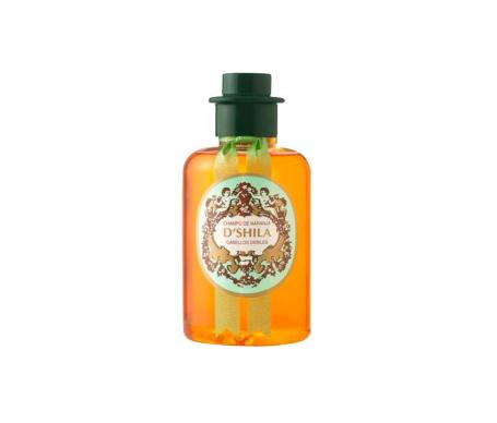 D'shila shampoo all'arancia per capelli sottili 300ml