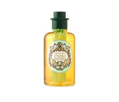 D'shila champú de salvia cabello sensible 300ml