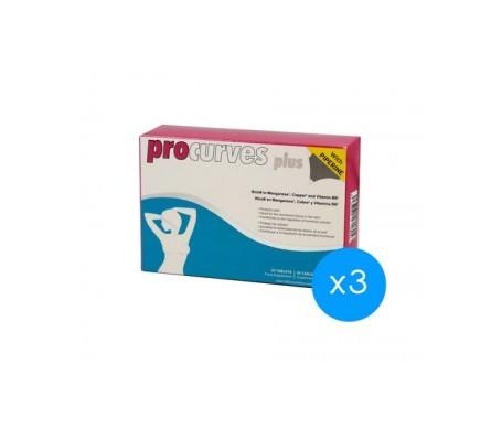 Procurves Plus pastillas 3x60comp