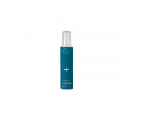 I+M Naturkosmetik Berlin Phyto Balance gel limpiador pieles mixtas 150ml