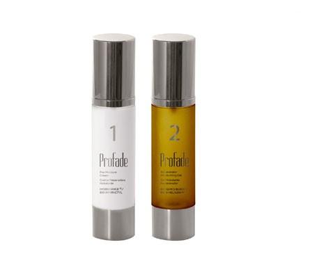 Profade crema hidratante 50ml + gel regenerador 50ml