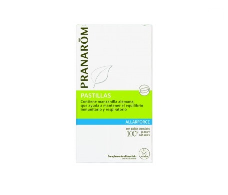 Pranarôm BIO Allarforce anti-alergia 21comp