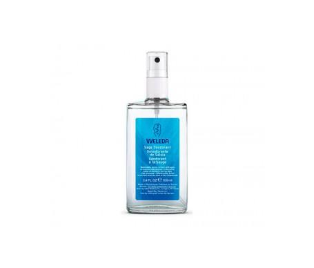 Weleda desodorante de salvia spray 100ml
