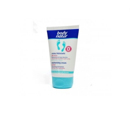 Body Natur crema hidratante pies secos 100ml