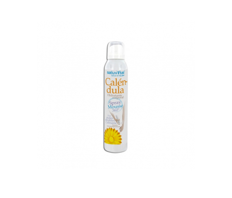 Saluvital spray mousse 360º caléndula  200ml