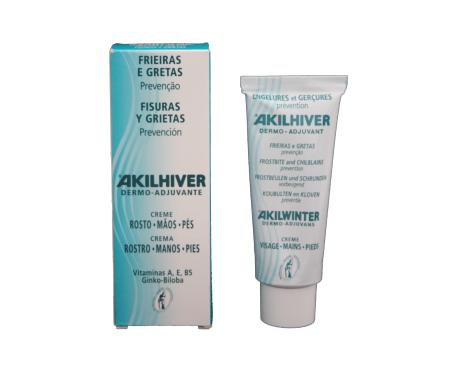 Akileïne Akilhiver crema grietas y sabañones 75ml