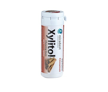 Hager & Werken xylitol gomme xylitol arôme cannelle 1 pc