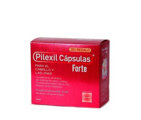 Pilexil® Forte 100cáps + 20cáps de regalo