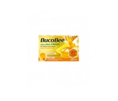 Bucobee miel y limón 10past