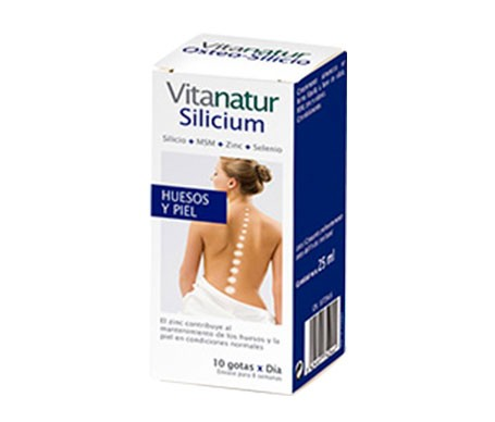 Vitanatur Silicium 25ml