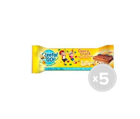 Beetal- Go ! choco crock cookies 5 pcs