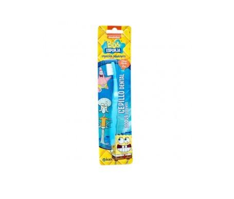 Kin Bob Esponja cepillo dental 1ud