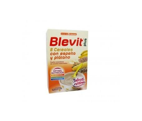 Blevit Plus espelta con plátano 300g