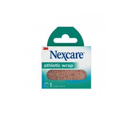 Nexcare® venda cohesiva color piel 2,5mx5cm