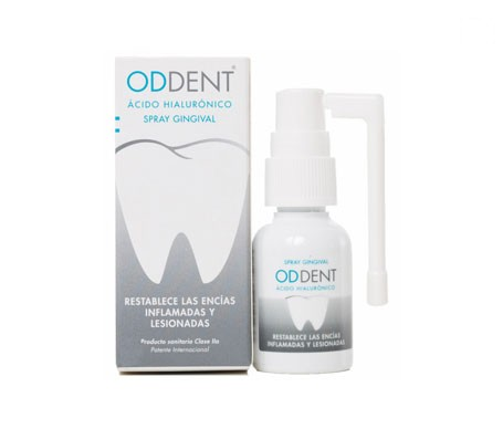 Oddent® spray gingival ácido hialurónico 20ml