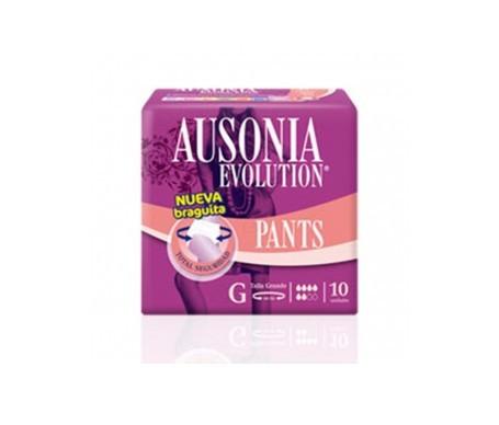 Ausonia® Evolution pants T-Media 10uds