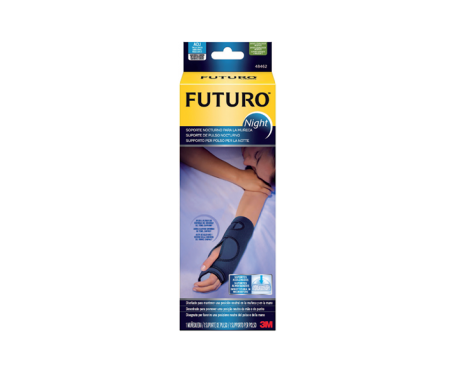 Futuro™ muñequera soporte carpiano noche 1ud
