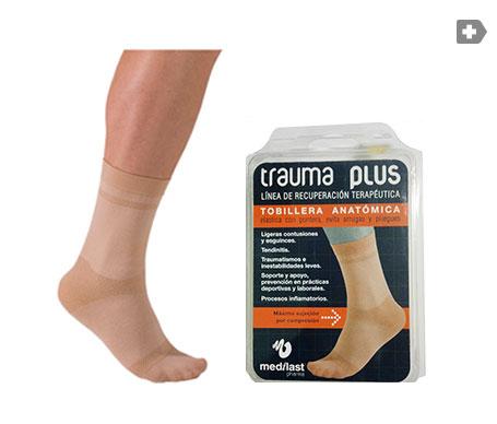 Medilast Trauma Plus tobillera puntera T-M
