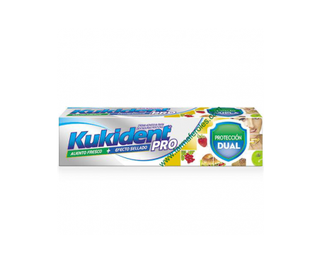 Kukident Pro Double Protection 40g