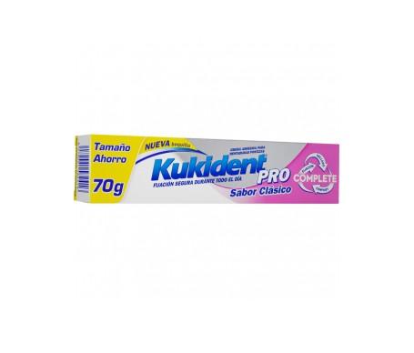 Kukident Pro Complete Classic Flavor Crème adhésive 70g