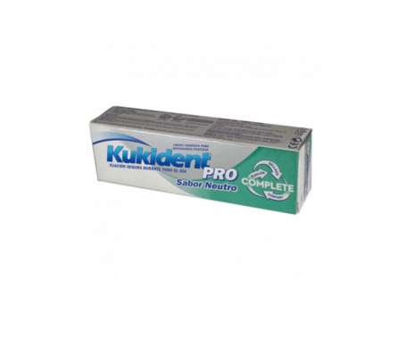 Kukident Pro Complete Cream Adhesive neutral flavor 47g