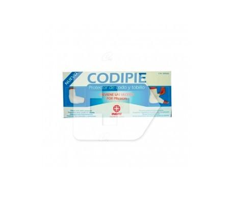 Codipie® protector codo y tobillo antiescaras
