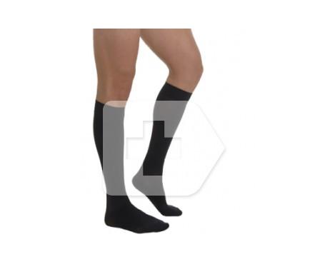 Medilast calcetín Confort Flying negro T-Extra Grande