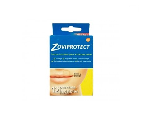 Zoviprotect 12 parches