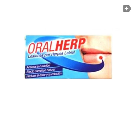 Oralherp 6ml