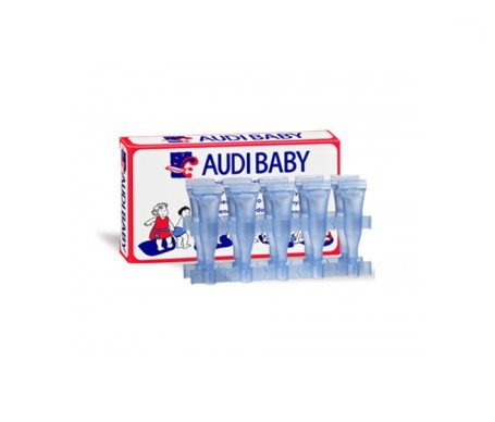 Audi Baby solución 10uds