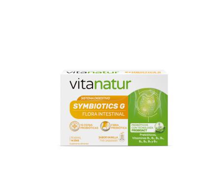 Vitanatur Simbiotics G 14 sobres