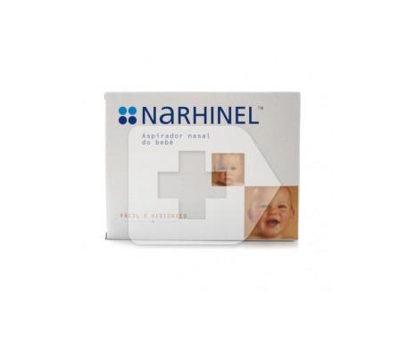 Narhinel aspirador nasal 1ud + 3 recambios