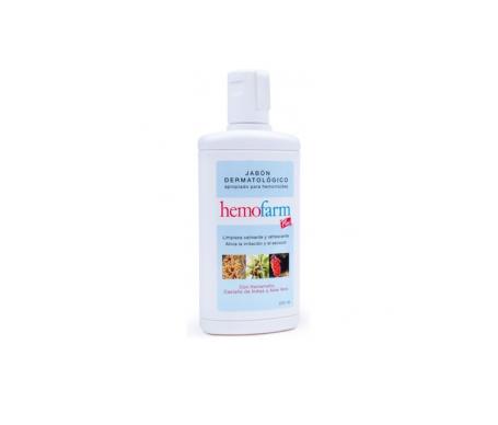 Hemofarm Plus jabón líquido 200ml