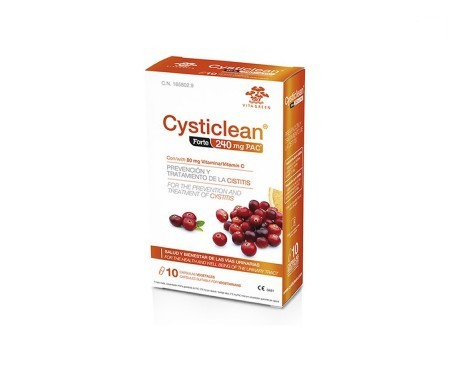 Cysticlean® forte 10cáps