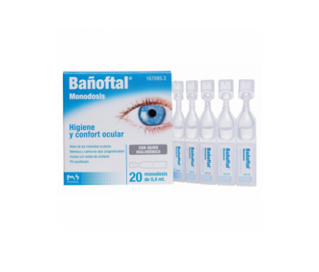 Bañoftal® 20uds