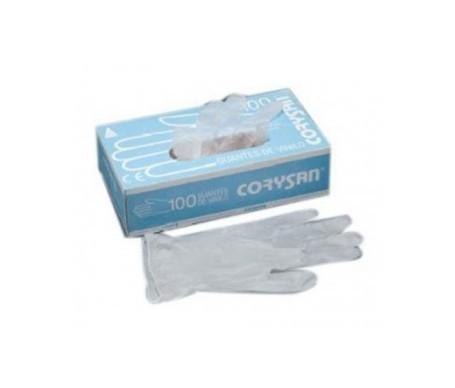 Corysan guantes de nitrilo T-M 100uds