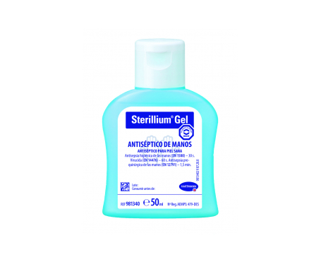 Sterillium gel antiséptico de manos 50ml