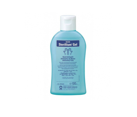 Sterillium gel antiséptico de manos 100ml