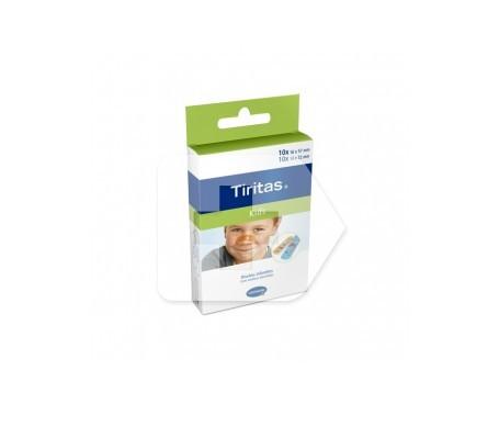 Tiritas® Kids apósito adhesivo 2 tamaños 20 unidades