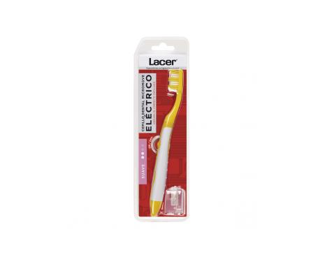 Lacer Micromove brosse centrale électrique douce 1 pc
