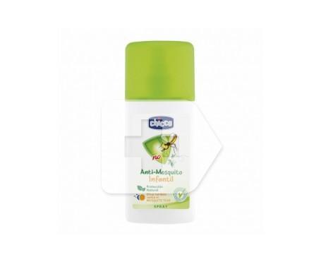 Chicco® Antimosquitos spray repelente uso humano 100ml