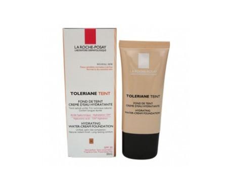 La Roche-Posay Toleriane Teint Aqua-Crema Hidratante Halé 30ml