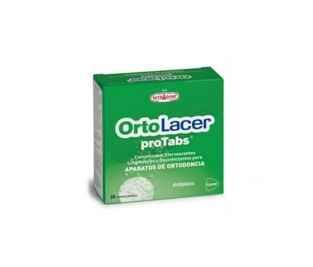 OrtoLacer Protabs 20comp