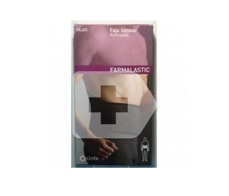 Farmalastic faja reforzada talla 3