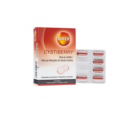 Roter Cystiberry® 30cáps