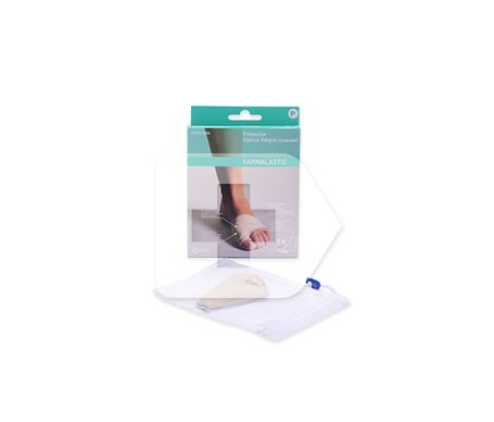 Farmalastic protective bunion protector hallux valgus silicone gel